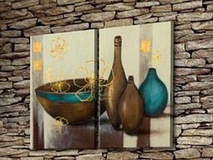 M s de 25 ideas fant sticas sobre cuadros para comedor en - Pinturas para salones modernos ...