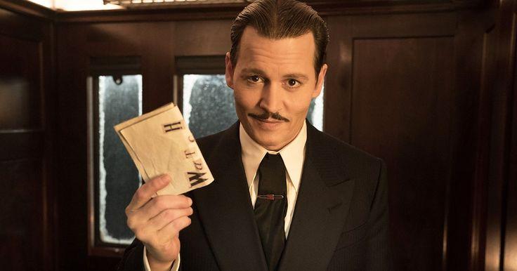 Watch Johnny Depp in Tense 'Murder on the Orient Express' Trailer