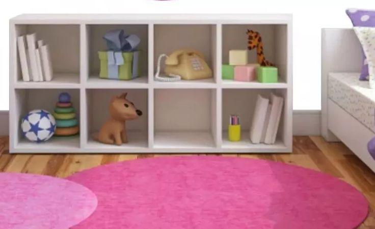 Muebles Infantiles, Bibliotecas, Baul, Guarda Juguetes - Bs. 16.000,00 en Mercado Libre