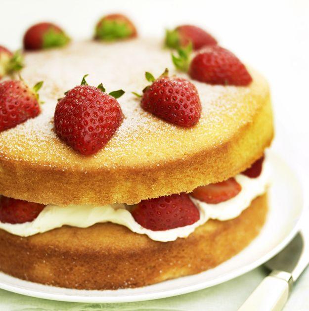 25 best ideas about victoria sponge recipe on pinterest
