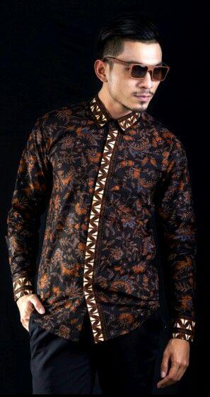 Mavazi men - Batik collections - Javanese hand printing motif