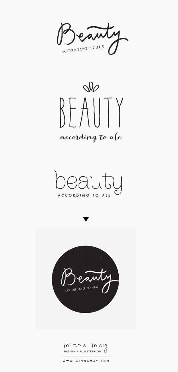 design process - minna may design + illustration