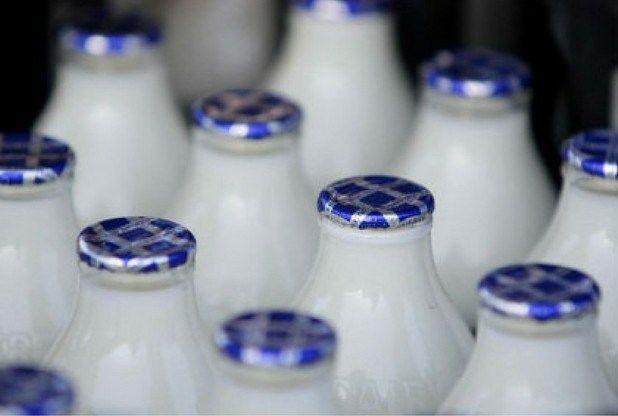 Milk prices in supermarket at 21 month high