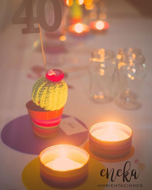 Centros de mesa andinos para el cumple de 40 de Paola! ❤🌵 #decoracion #decoration #eventplanner #ambientaciondeeventos #ambientaciones #centrosdemesa #tabletop #candle #cactus #crochet #birthdaydecor #40sbirthday #cumpleaños #enekaambientaciones #eventprofsuk #eventprofs #meetingplanner #meetingplanner #meetingprofs #inspiration #popular #trending #eventplanning #eventdesign #eventplanners #eventdecor #eventstyling #micefx #meeting #planners #international [Visit www.micefx.com for more...]