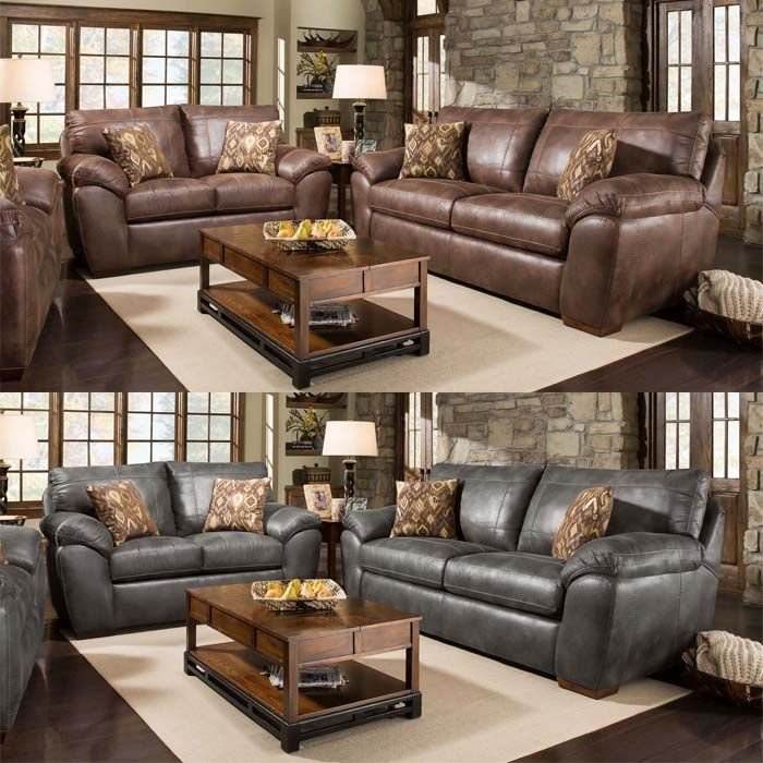 The Palance Sable And Ulysses Charcoal Sofa And Loveseat Sets Are This  Weeku0027s Featured Friday Items