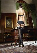 Neck Tie/collar Bra/skirt - Sm/md Total Erotica Shop totaleroticashop.com