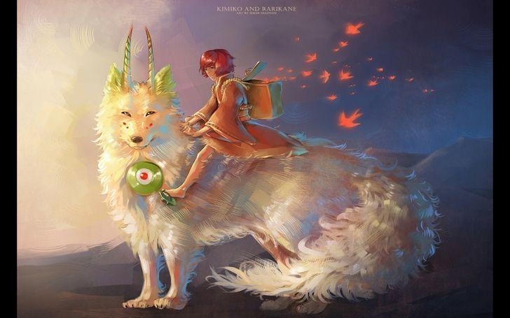fantasy bird people | Fantasy Art Drawings | fantasy pets ...