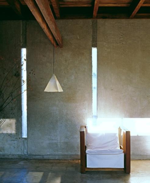 Love The Window Slits Beautiful Great Wall Finish As
