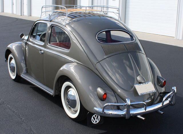 1957 vw bug