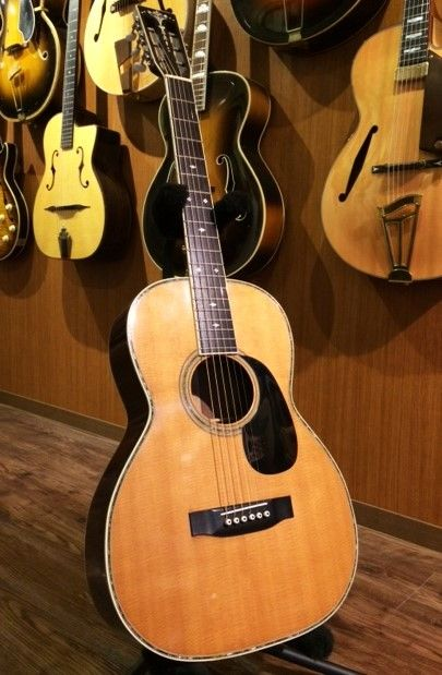 ThreeS TG-035 【Japanese Vintage】【レアモデル♪】(中古・ヴィンテージ)ITM0610577【Jギター楽器詳細|ThreeS】