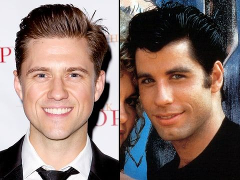 Aaron Tveit Nabs Danny Zuko Role in Fox's Grease Live - Us Weekly