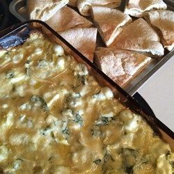 Avocado-Spinach Dip Recipe - Allrecipes.com