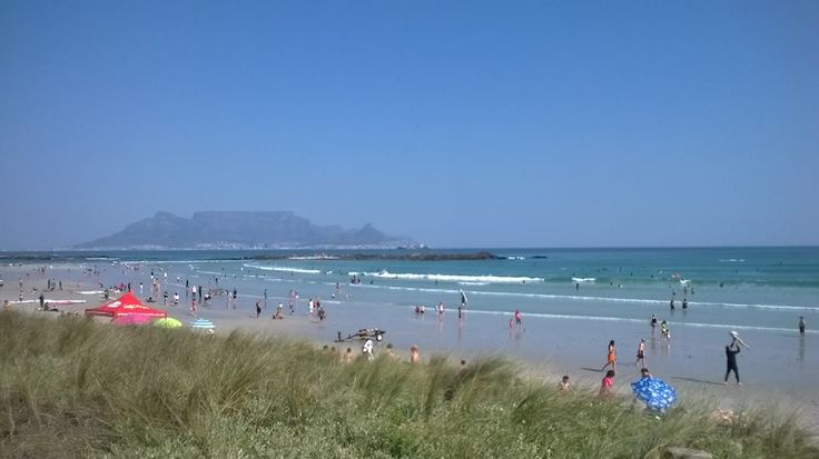 Blouberg side of Cape Town