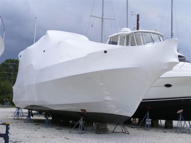 Dr. Shrink DS-177175W 17 ft. X 175 ft. Boat Shrink Wrap 7 mil - White