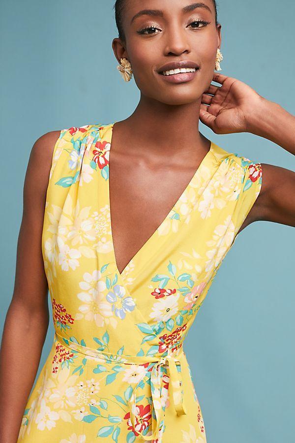 815a13ddc9629 Slide View  2  Lorie Silk Wrap Dress Silk Wrap