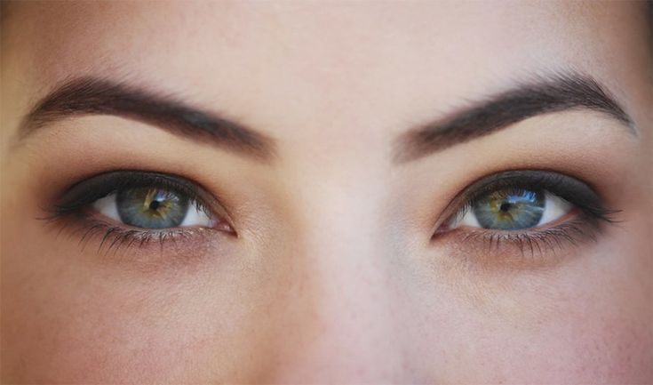 Eyebrows For A Round Face | #Eyebrows #Makeup #Beauty