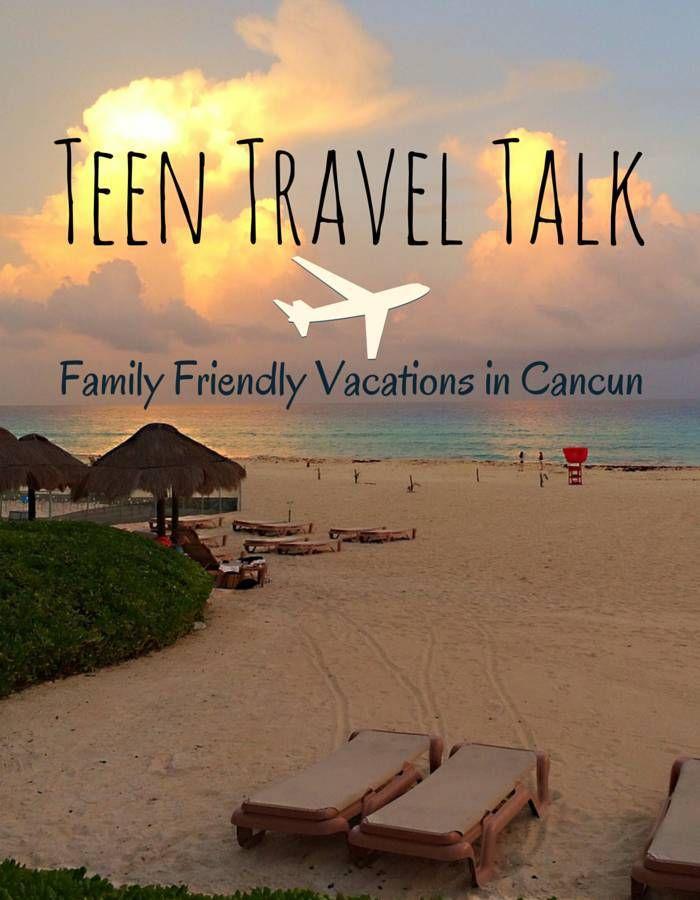 This month Cancun Copyright BarisTourista Teen Travel