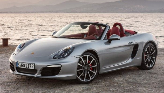Porsche Boxster Price Photos And Specs Upcoming Cars In India
