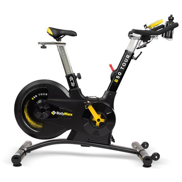 Bodymax B50 Tour Rear Wheel Indoor Cycle Indoor Bike Exercise Biking Workout No Equipment Workout