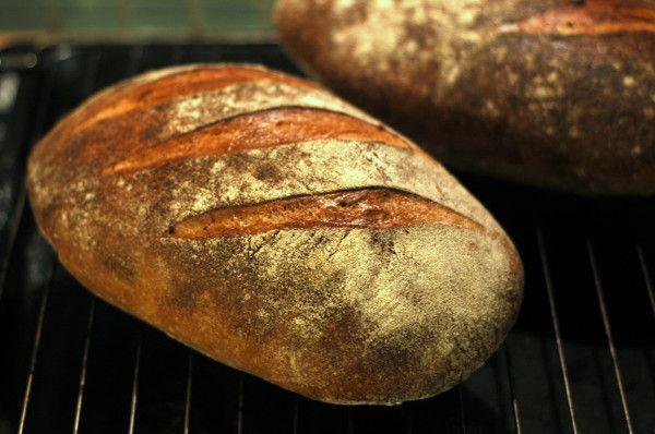 Jak na první domácí chleba