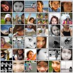 Mosaic Maker: A world of creative photo possibilities.  Make a mosaic from a photoset, favorites, tags, or individual digital photographs or images. It's a whole world of creative photo possibilities -- themes, colors, shapes. So, get that digital camera out and shoot some photos!