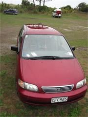 Honda Odyssey Van And Minivan Red 1995 for Sale - Autotrader New Zealand