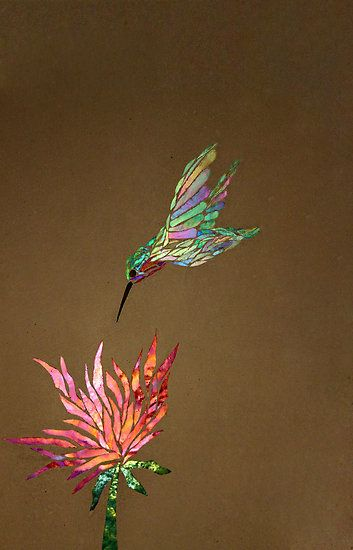 Hummingbird | Leslie Guinan
