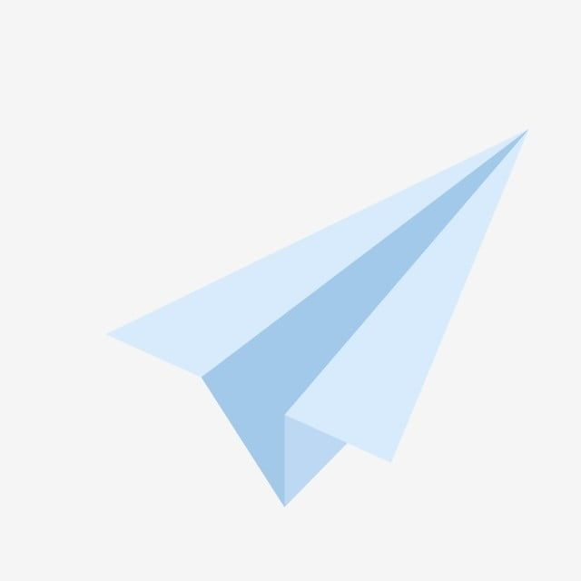 Gambar Pesawat Kertas Terbang Biru Biru Pesawat Kertas Pesawat Kertas Paper Plane Clipart Setiap Hari Satah Kertas Harian Png Dan Vektor Untuk Muat Turun Pe Kertas Penerbangan Abstrak
