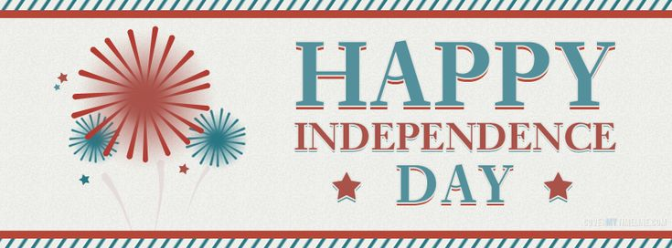 Independence Day – Happy Independence Day on http://www.covermytimeline.com