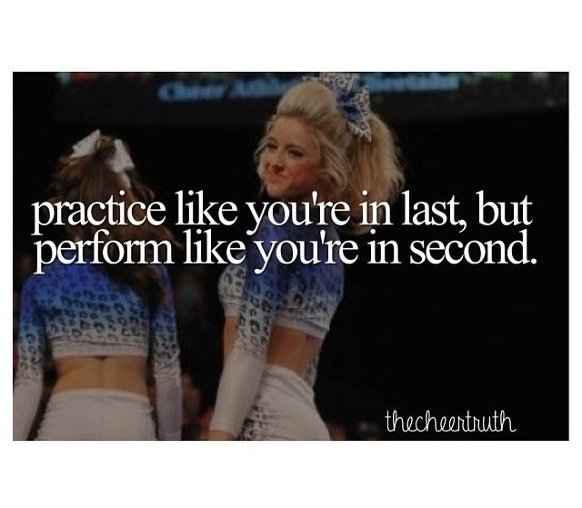 #inspiration cheerleading says#Cheerleading quotes