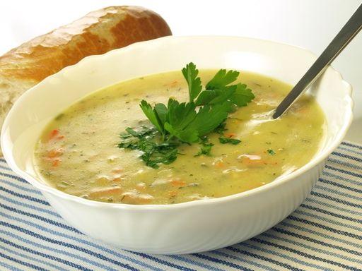 Ma super soupe de légumes