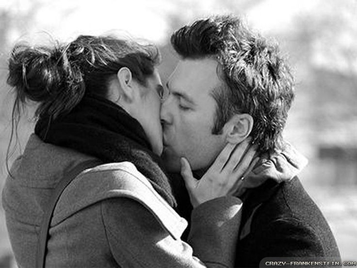 Second date kiss