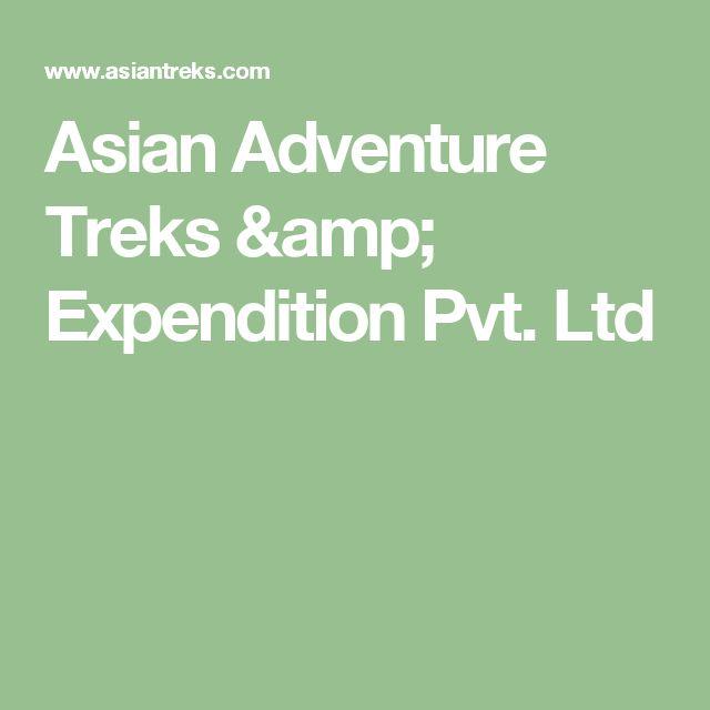 Asian Adventure Treks & Expendition Pvt. Ltd