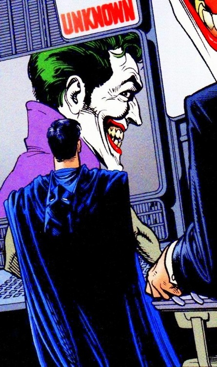 The Killing Joke by Alan Moore and Brian Bollard