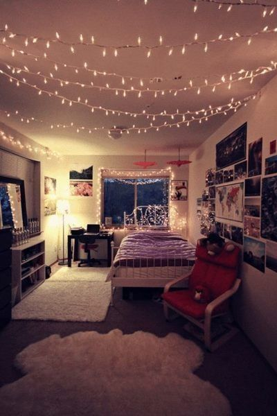 Starry Skies - Dreamy String Light Decor You Can Rock Year-Round - Photos