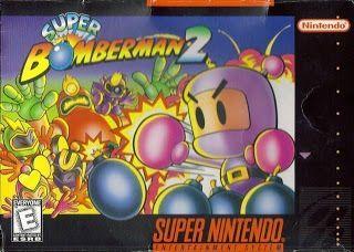 Emularoms: Super Bomberman 2 [ SNES ]