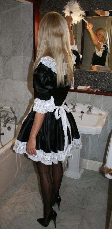 Pin On French Maids Ooh La La