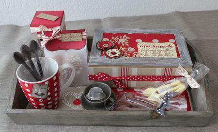 les 53 meilleures images propos de cadeaux fait maison sur pinterest cookies paniers. Black Bedroom Furniture Sets. Home Design Ideas