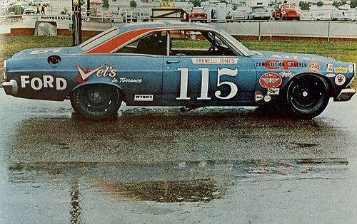 Parnelli Jones Riverside winning Ford 1967