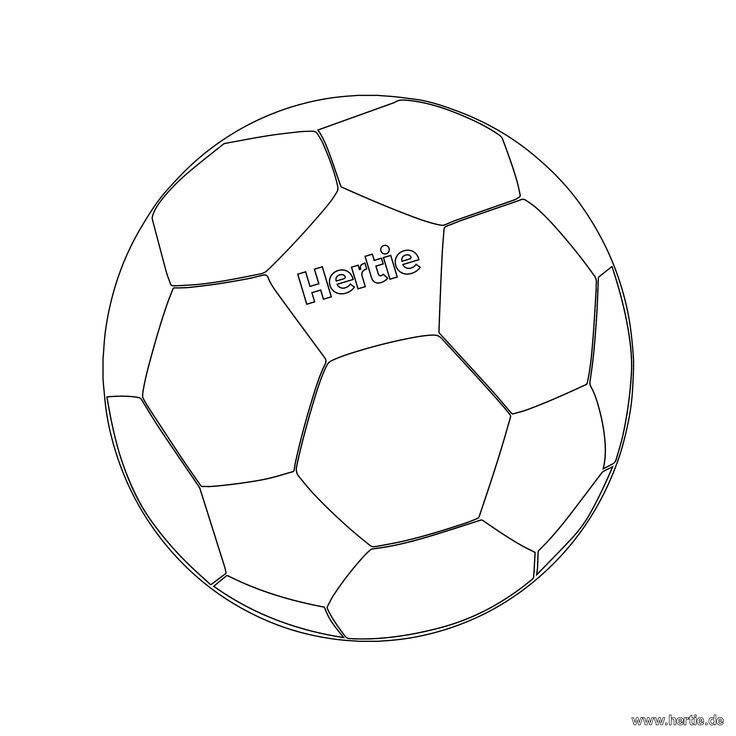 12 best fussballausmalbilder images on pinterest