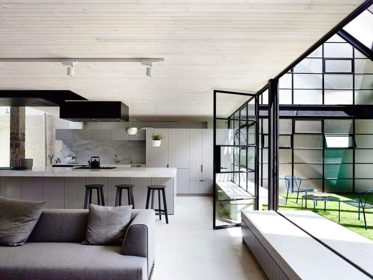 Residence in Fitzroy by Architects EAT