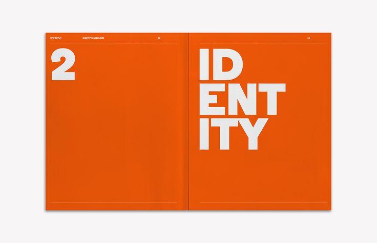 UpWorthy / Brand Guidelines / Pentagram