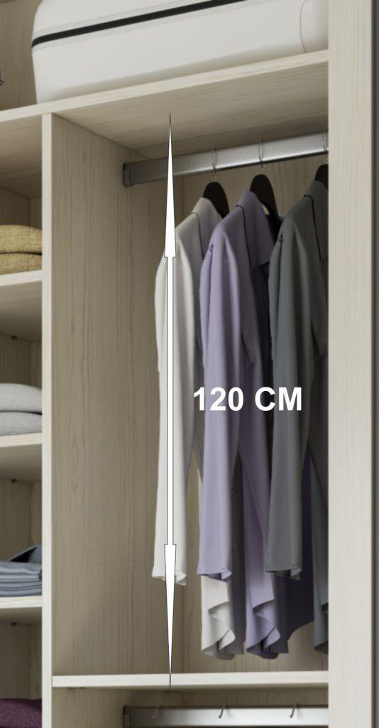 Die besten 25 roperos empotrados ideen auf pinterest - Distribuir armario empotrado ...