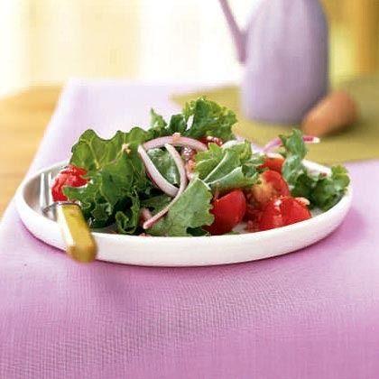 ... Salad with Vinaigrette | salad | Pinterest | Simple, Green and Salads