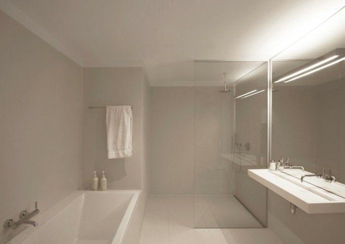 Oltre 25 fantastiche idee su piastrelle per doccia su pinterest piastrella a spina di pesce - Pittura per bagno senza piastrelle ...