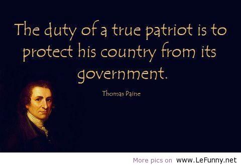 thomas paine forever a patriot essay A discussion of the importance of the writings of thomas paine and his role as a patriot thomas paine as a patriot term he wrote many essays on various.