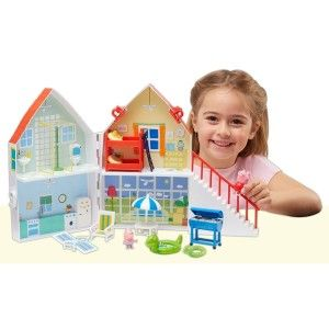 Peppa Pig Holiday Time Sunshine Villa
