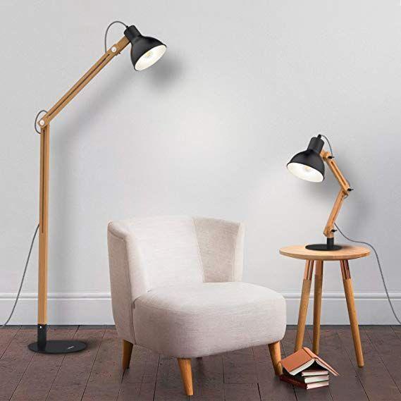 Affiliatelink Tomons Leselampe Im Klassichen Holz Design Schreibtischlampe Tischleuchte Verstellbare Schreibtischl Schreibtischlampe Nachttischlampe Lampe