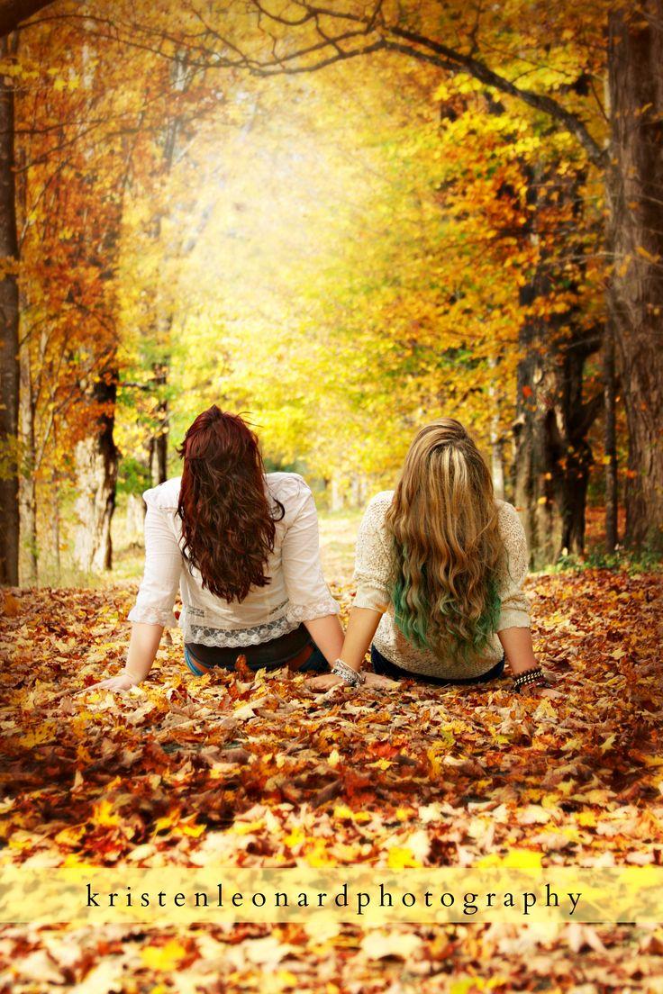 Best Friends photography, photoshoot, Autumn, Friends, Maine Senior Photography