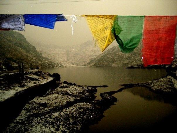 Tsomgo Lake, Sikkim, India